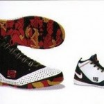 The upcoming Nike LeBron 2008 releases: ZLV low, ZLSII