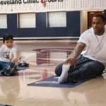 LeBron's Extra Edge: Devotion to Yoga Helps Keep James Healthy