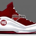 A preview of the Nike Zoom LeBron VI. Sample picture.