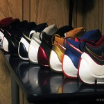 Nike LeBron IV collection