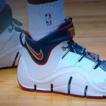 New Zoom LeBron IV – listing update