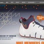 Zoom LeBron IV Remix coming to NDC