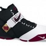 Nike Zoom LeBron V Black/White/Red (R)Evolution