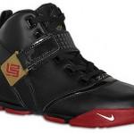 Nike LeBron V Black/Red catalog picture