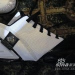 New Nike Zoom LeBron V Low White and Black