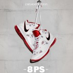 Releasing Now: Nike LeBron 8 P.S. Leaner. Meaner. Battle Ready!