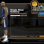 Cub Cadet LeBron's Trick Shot Challenge