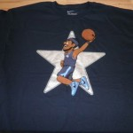 Kobe & LeBron MVPuppets Nike Basketball All-Star 2010 Tees