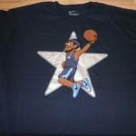 Kobe & LeBron MVPuppets Nike Basketball All-Star 2010 Tees