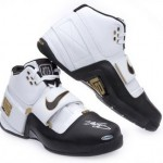 New Nike LeBron memorabilia from Upper Deck