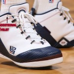 Personalized for LeBron James Nike Zoom Soldier II