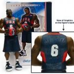 LeBron James All-Star Vinyl Figure (USA Basketball Edition)