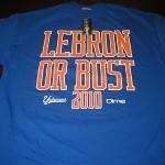 Dime X Undrcrwn 'LeBron or Bust' New York Tees