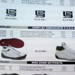Zoom LBJ Ambassador II O.R.A.P Release Date Nike Taiwan