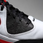 Detailed Look at Nike Air Max Ambassador IV in White/Black/Red
