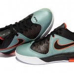 Nike Ambassador IV Cannon/Black/Orange – GR vs. Sample