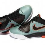 Nike Ambassador IV Cannon/Black/Orange – GR vs. Sample