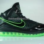 Nike Air Max LeBron VII Black/Mean Green – Dunkman Edition