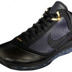 Black Nike Air Max LeBron VII Available Online at PYS.com
