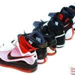 1-2-3-4-5-6-7: Nike LeBron Series Round Up / Comparison