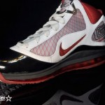 Nike Air Max LeBron VII Alternate Sample – White Bottoms