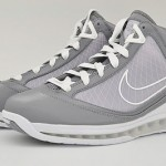 Releasing Now: Nike Air Max LeBron VII – Cool Grey / White