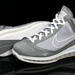 A Fresh Look at Air Max LeBron VII (7) Cool Grey / White
