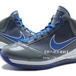 Releasing Now: 393320-001 Cool Grey / Varsity Royal LeBron 7 TB