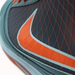 Another Look at the Max LeBron VII 393320-003 in Grey/Orange