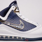 Release Reminder: Nike Air Max LeBron VII White/Midnight Navy
