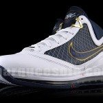 Nike Air Max LeBron VII White/Midnight Navy-Varsity Red