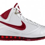 Releasing Now: Nike Air Max LeBron VII NFW White/Varsity Red