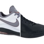 New Nike LeBron VII Lows – Black/Plum & White/Grey/Orange