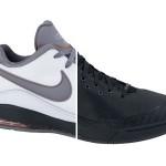 New Nike LeBron VII Lows – Black/Plum & White/Grey/Orange