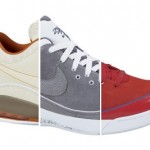 "3 of 4 Nike LeBron VII Lows ""Rumor Pack"" Available at Nikestore"