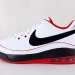 Nike LeBron VII Low White/Black/Red General Release Version