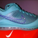 Nike Air Max LeBron VII Low 360 Summit Lake Hornets PE