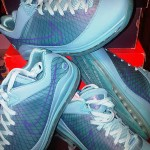 "Nike Air Max LeBron VII Low ""Summit Lake Hornets"" PE New Pics"