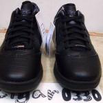 Nike LeBron VII (7) Low Sample – Black/Red Plum-Dark Grey