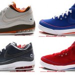 Air Max LeBron VII Low Rumor Pack – Knicks, Nets, Russia, Browns