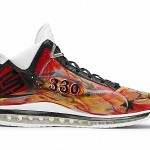 Nike Air Max LeBron VII Artist Series Akron by James Hayden