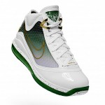 "Beijing Limited Edition Air Max LeBron VII ""Tradition"" Official Pics"
