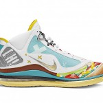 Nike Max LeBron VII Chicago Artist Series Collaboration
