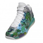 Nike Air Max LeBron VII Artist Series London by Billie Jean