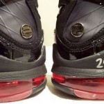 "Nike Air Max LeBron VII (7) Black/Red ""?"" Unreleased Wear Test"