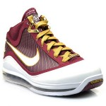 "Upcoming Nike Air Max LeBron VII ""Christ The King"" Away Edition"