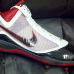 Nike Air Max LeBron VII Cleats Personalized for King James