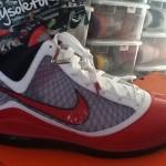 Taurasi's Nike Air Max LeBron VII USAB & Mercury PEs