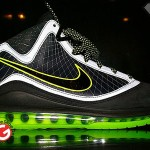 "DJ Clark Kent x Nike Air Max LeBron VII ""112"" Sneak Peek"