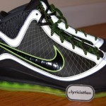 "DJ Clark Kent x Nike Air Max LeBron VII ""112"" Detailed Photos"